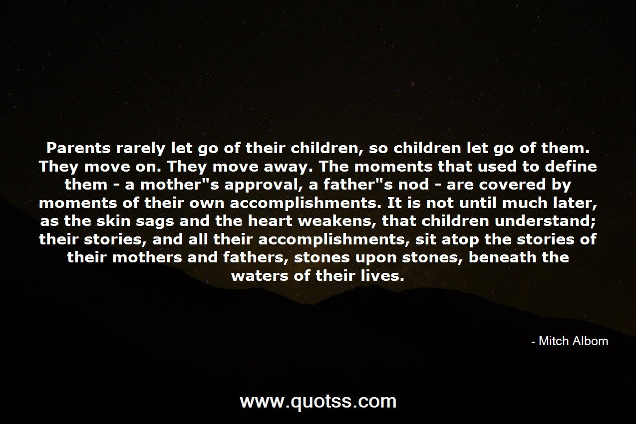 Parents Need To Let Go Quotes Parents And Children Quotes 318